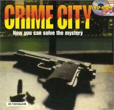 CRIME CITY PC GAME +1Clk Windows 10 8 7 Vista XP Install