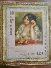 FRANCE 2009, timbre 4407, ART, TABLEAU RENOIR, PAINTING, neuf** MNH