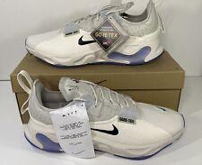 Nike React Type GTX Gore Tex Phantom Cream Light Bone BQ4737-002 Size 15