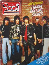 CIAO2001 26 1980 Rolling Stones Elton John Vasco Rossi Ian Hunter Lou Reed Berté