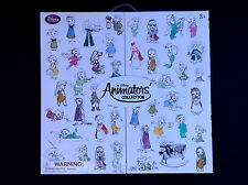 "DISNEY Store ANIMATORS Collection 2015 5"" Inch MINI DOLL GIFT SET of 15 NEW"