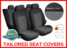 TAILORED SEAT COVERS FOR FORD FOCUS Mk2  - FULL SET
