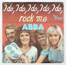 ABBA Vinyl 45 tours I DO I DO I DO - ROCK ME - VOGUE 12077 Frais Reduit RARE