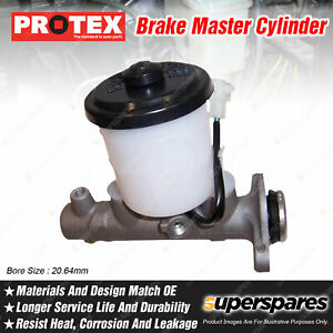 Protex Brake Master Cylinder for Toyota Paseo EL54 Starlet EP91 FWD 1.3 1.5L ABS