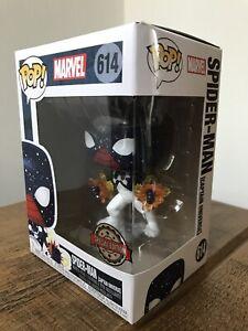 Spiderman (Captain Universe) - Marvel - Special Edition - Funko Pop - #614