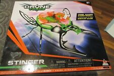 Nib Drone Force - Stinger - 2 Channel Indoor Drone Helicopter Toy No Tax