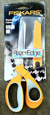 Fiskars RazorEdge Fabric Softgrip 21cm Scissors 8185