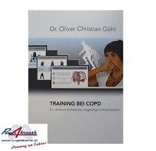 Buch Training bei COPD Dr. Oliver Christian Göhl