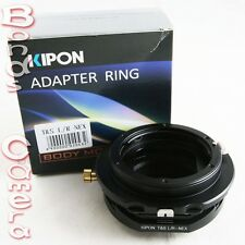 Kipon Tilt & Shift Adapter for Leica R L/R lens to Sony E mount NEX-5N 5R 6 7 A7