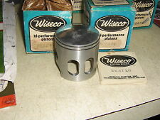 vintage chaparral 440 ssx pistons wiseco 2235p1 +.010new  LC rings 2 ring piston