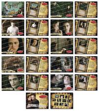 Twilight New Moon 11 card set Memorable Moments New
