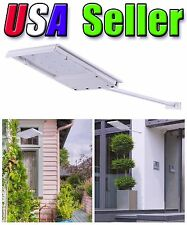 Solar Power Dusk to Dawn Sensor Outdoor Waterproof Security Path LED Flood Light