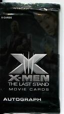Marvel X Men 3 The Last Stand Factory Sealed Hobby Packet / Pack