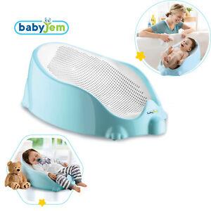 BabyJem Soft Baby Bath Bathing Tub Support Seat (ART-465) MINT