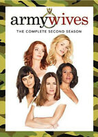 Army Wives: The Complete Second Season (Season 2) (5 Disc) DVD NEW