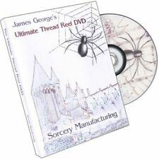 Ultimate Thread Reel (Itr) by James George - Magic Tricks