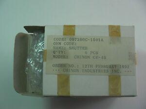 (NEW!!!!) Chinon CE-4S shutter. MECHANICAL