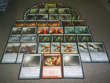 MTG Magic LIVING WEAPON DECK Scars of Mirrodin Besieged New Phyrexia Equipment