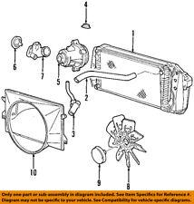 FORD OEM Radiator Coolant-Lower Hose 5L1Z8286BA