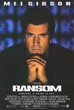 """35mm SCOPE THEATRICAL FEATURE TRAILER - """"RANSOM"""" (1996)  MEL GIBSON"""