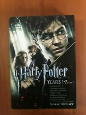 Harry Potter: Years 1-7, Part 1 (7-Disc DVD Set)