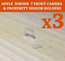 3 Sets Apple iPhone 7 Proximity Light Sensor & Front Camera Holder Clip Bracket