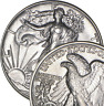 Choice BU - 1943 Walking Liberty Half Dollar - 90% Silver - Uncirculated Unc