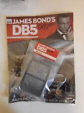JAMES BOND 007 - ASTON MARTIN DB5 1:8 SCALE BUILD GOLDFINGER PART 60