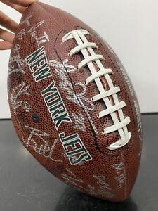 Signed Autographed Team NFL Football