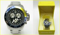 Orologio Invicta pro diver watch master of the ocean diving stainless steel cloc