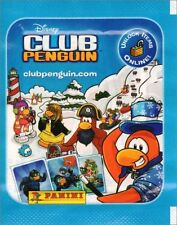50 stickers (Album Club Penguin - Disney - PANINI - Album Français)