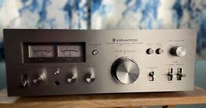 Vintage Kenwood KA-5500 Stereo Amplifier - Recapped, refurbished and cleaned