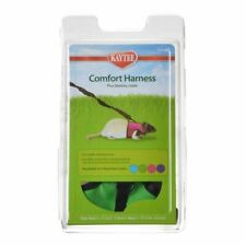 """LM Kaytee Comfort Harness with Safety Leash Small (5""""-7"""" Neck & 7""""-9"""" Waist)"""