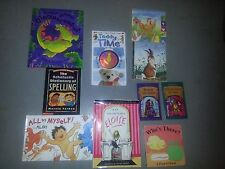 Lot of 10 Children's Girls Boys Books EUC