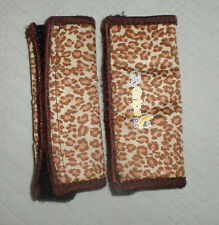 Vguc CityGrips Small Single Bar Grip Sleeve Covers for Stroller Handle - Leopard