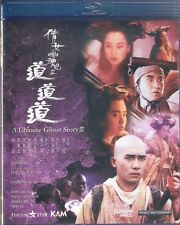 A Chinese Ghost Story 3 Blu Ray Tony Leung Joey Wang Jacky Cheung NEW Eng Sub