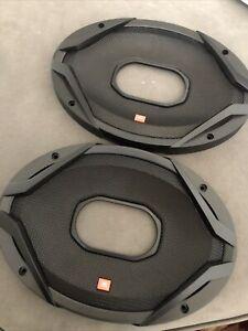 """JBL 6x9"""" Speaker Grills (New)"""