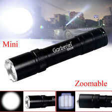 Garberiel 10000Lumen CREE XM-L T6 LED Zoomable Flashlight 18650 Foucs Torch Lamp