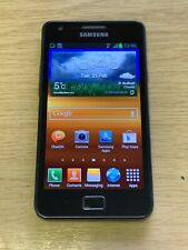 Samsung Galaxy S II - 16GB - Noble Black (Unlocked)
