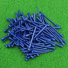 Golf Tees Wooden 100 Pack Bulk 83MM 3 1/4Inch Professional Long Practice Tool AU