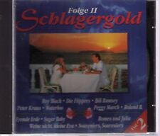 Schlagergold II    CD-Album  - 14 Tracks