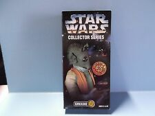 "Star Wars Collector Series Greedo 12"" Action Figure  Kenner 1996"