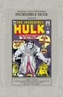 Marvel Masterworks: The Incredible Hulk 1963-64 by Lee, Stan, NEW Book, FREE & F