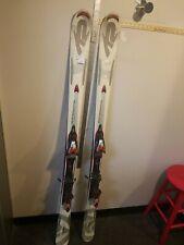 K2 Apache Mod Technology Skis With Bindings Marker Mod 12.0 Size 167 Cm