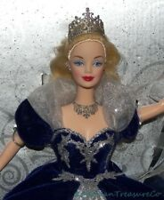 NEW 2000 Barbie Special Ed MILLENIUM PRINCESS Blonde MACKIE FACE Doll w/Ornament