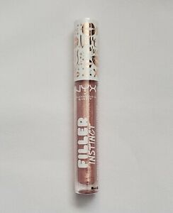 NYX Professional Filler Instinct Plumping Lip Polish Gloss, New & SEALED C13