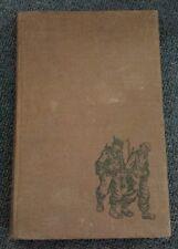 UP FRONT book BILL MAULDIN 1945  WWII cartoon art HC no DJ      002