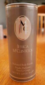 Jessica McClintock Perfumed Body Powder For Women 2.0 Oz / 56 g Brand New Item!