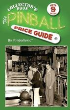 The Pinball Price Guide, Ninth Edition by Pinballeric (2013, Paperback)