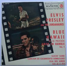 ELVIS PRESLEY-ORIGINAL HARD TO FIND EP FROM SPAIN